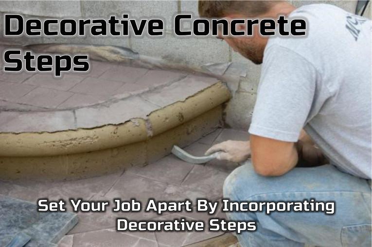 Advanced Stamped Concrete Training | Deco-Crete Supply