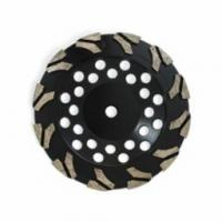 "Rival 5"" 5/8""-11 Turbo T-Cup Coarse Diamond Wheel"