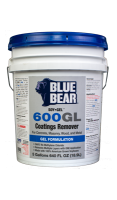 Franmar/Blue Bear Soy Gel Coatings Remover 600GL