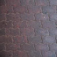 Matcrete Brick Paver Running Bond Brick Pattern
