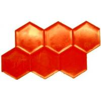 Matcrete 12 in. Grouted Hexagon Tile