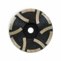 "4"" Flat Resin Shaping Wheel Coarse Wet/Dry Use"