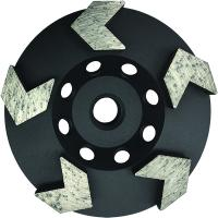 "4"" Arrow Cup Wheel"