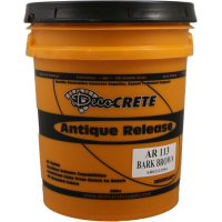 Deco-Crete Antique Release