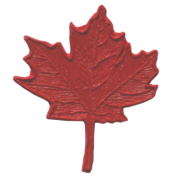 Maple Leaf Accent Piece