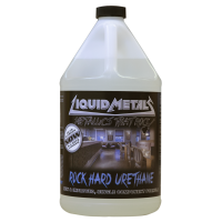 Liquid Metals Rock Hard Urethane
