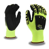 OGRE Impact Sandy Nitrile Gloves