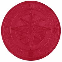 Proline Concrete Stamps Compass Rose Medallion