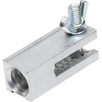 Marshalltown 16515 Threaded Handle Clevis Adapter - Broom Adapter