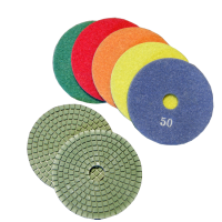 5 in Wet Polishing Pad