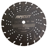 "Diteq 14"" Anycut Electric Chop Saw Blade"