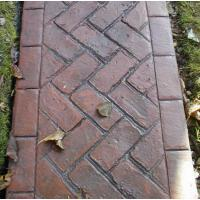 Matcrete Old Brick Bed Course Border Stamp