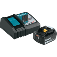 Makita BL1840BDC1 18V LXT Lithium-Ion Battery and Charger