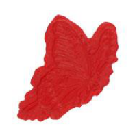 Proline Butterfly in Flight Sculpted Accent