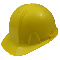 6 Point Ratchet Suspension Hardhat