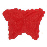 Proline Small Butterfly Sculpted Accent