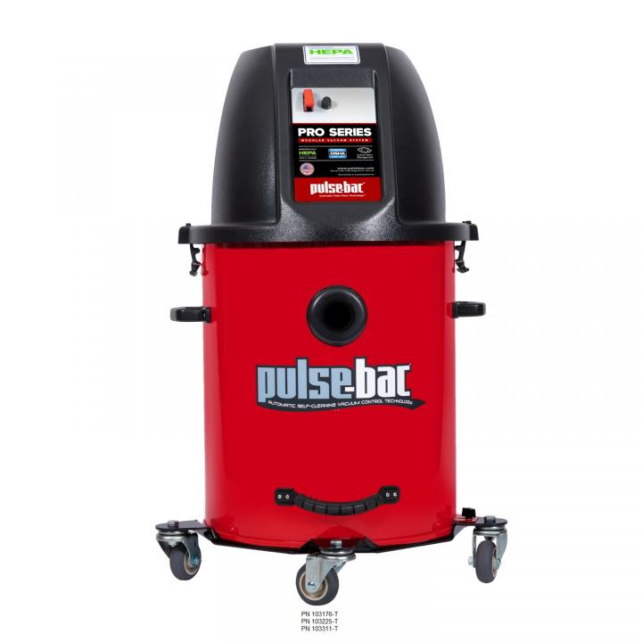 Pulse-Bac PRO-311 Series - 20 Gallon Steel Tank