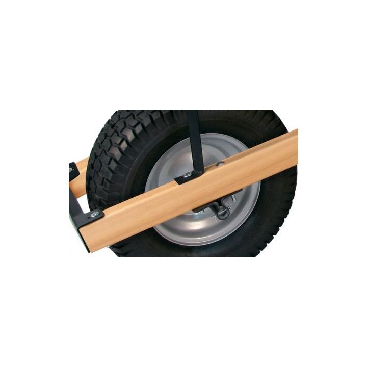 "Brentwood 6"" Turf Tire"