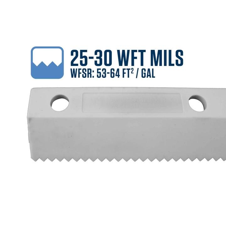 Midwest Rake 25-30 WFT Mils Easy Squeegee Blade