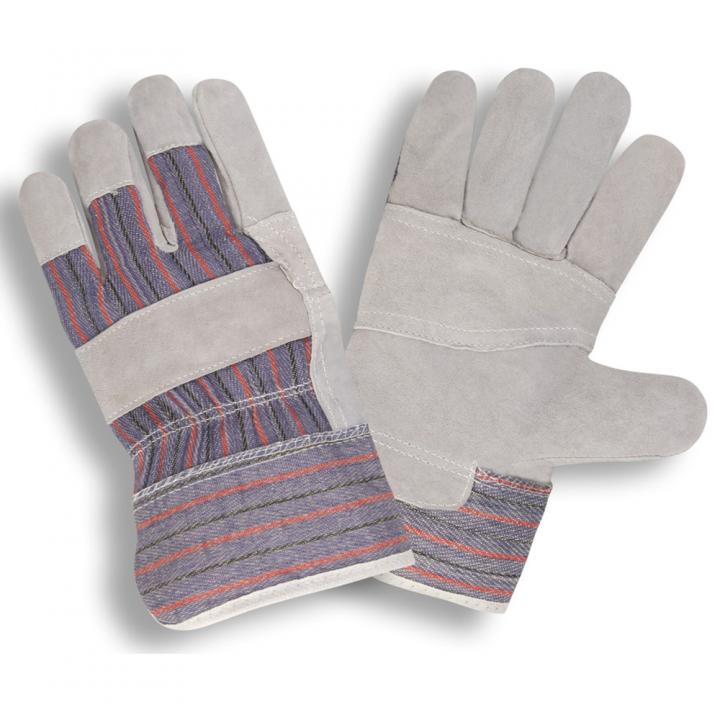Heavy Duty Split Leather Gloves