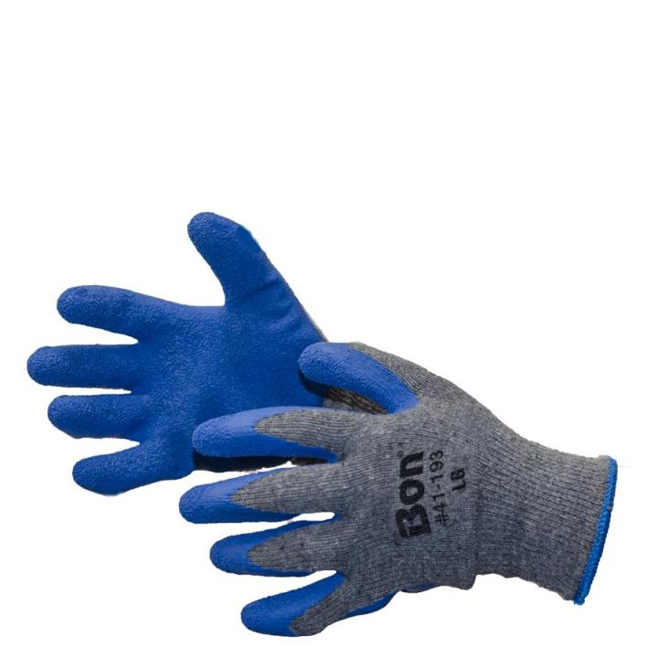 Bon Tool Bricklayer Gloves with Knit Wrist