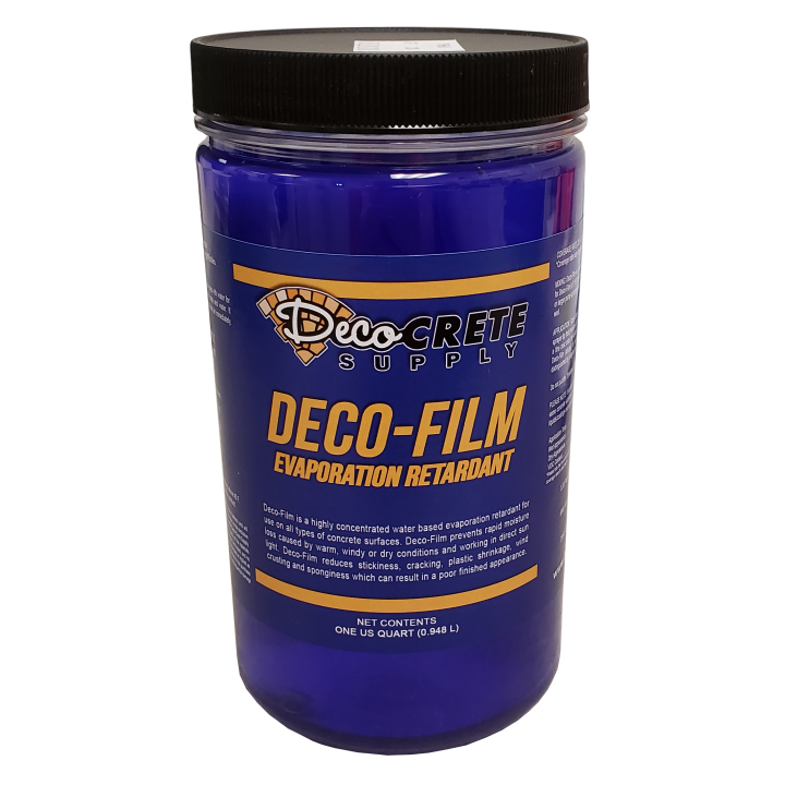 Deco-Crete Supply Deco-Film