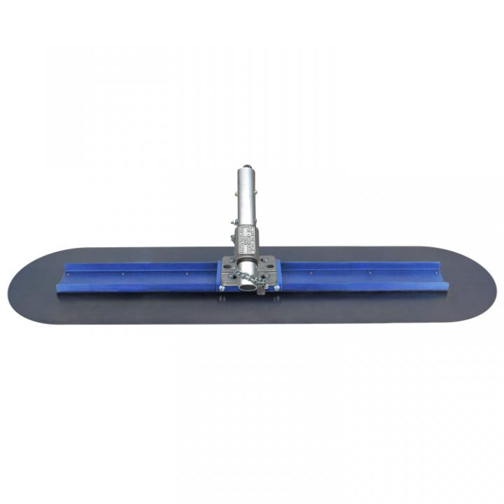 "Kraft Tool CC750 48"" Big ""D"" Blue Steel Float with EZY-Tilt II Bracket"