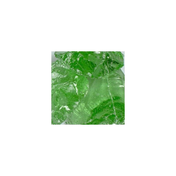 Crystal Green Landscape Glass - Large