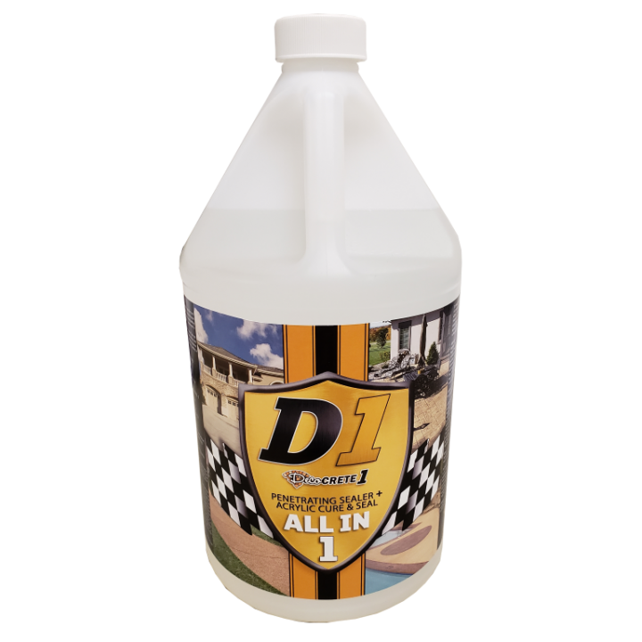 Deco-Crete Supply D-One 1 Gallon