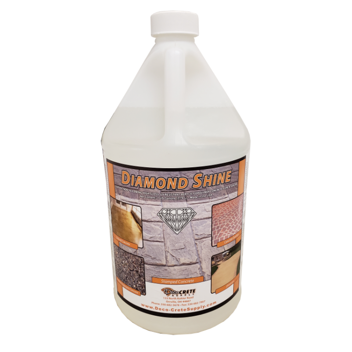 Deco-Crete Supply Diamond Shine 1 Gallon