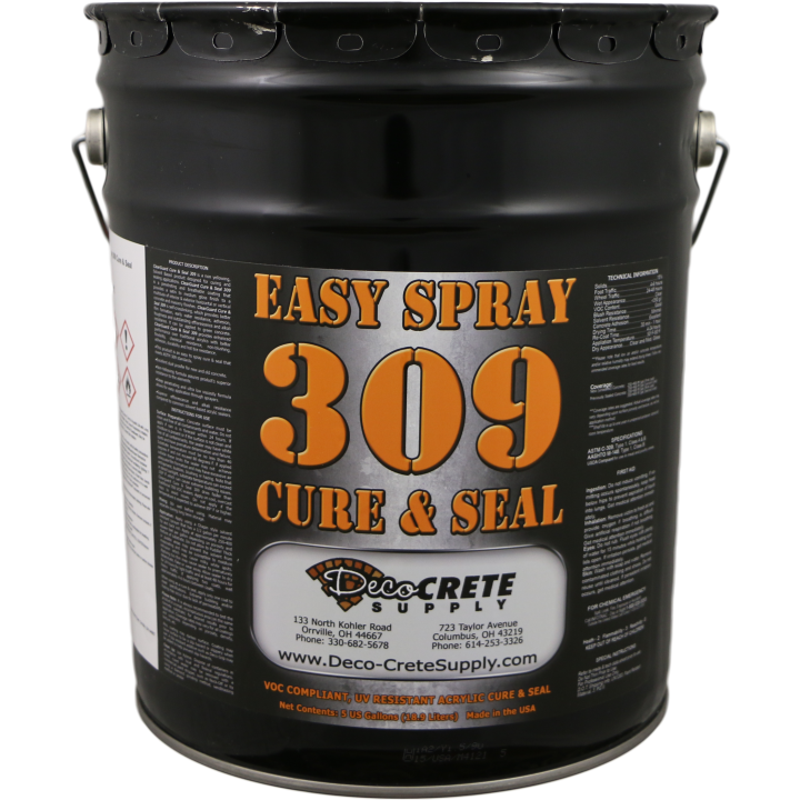 Deco-Crete Supply Easy Spray 309