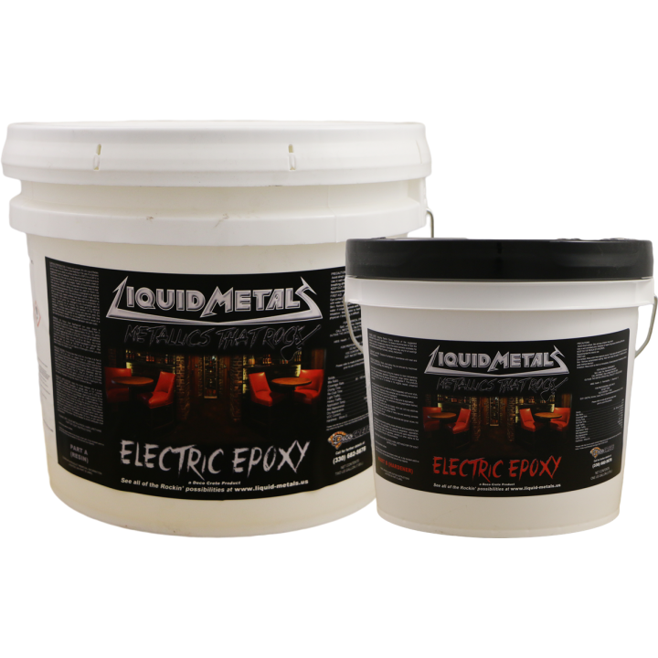 Liquid Metals Electric Epoxy