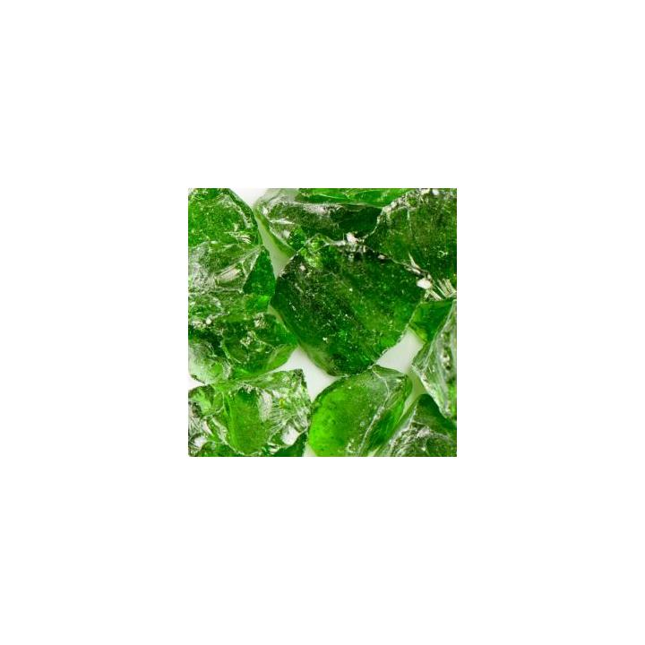 Green Landscape Glass - Medium