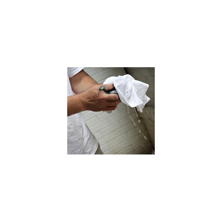 Professional Absorbent White Knit Rags
