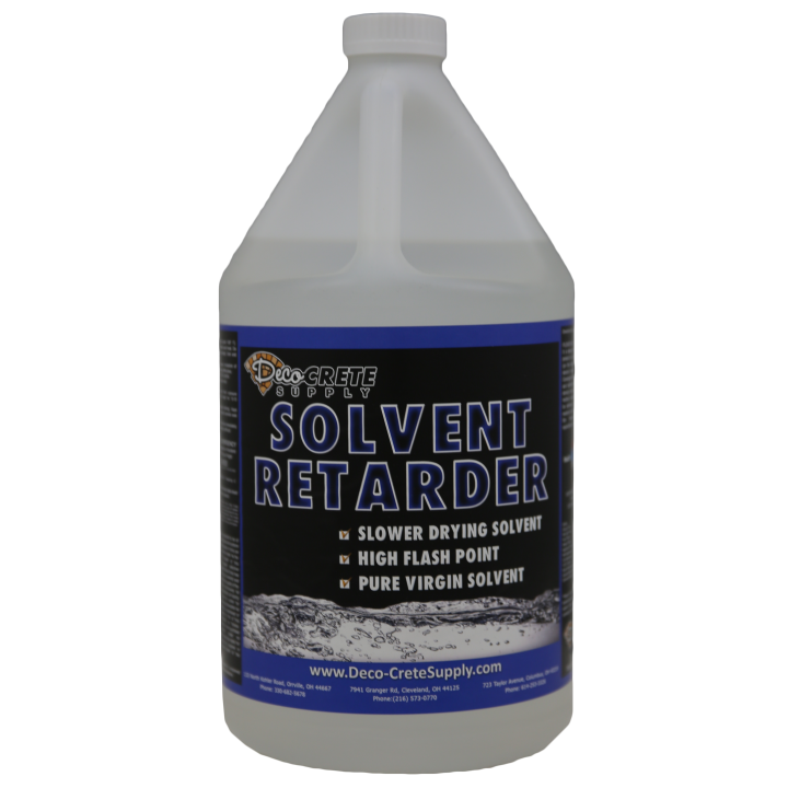 Solvent Retarder 1 Gallon