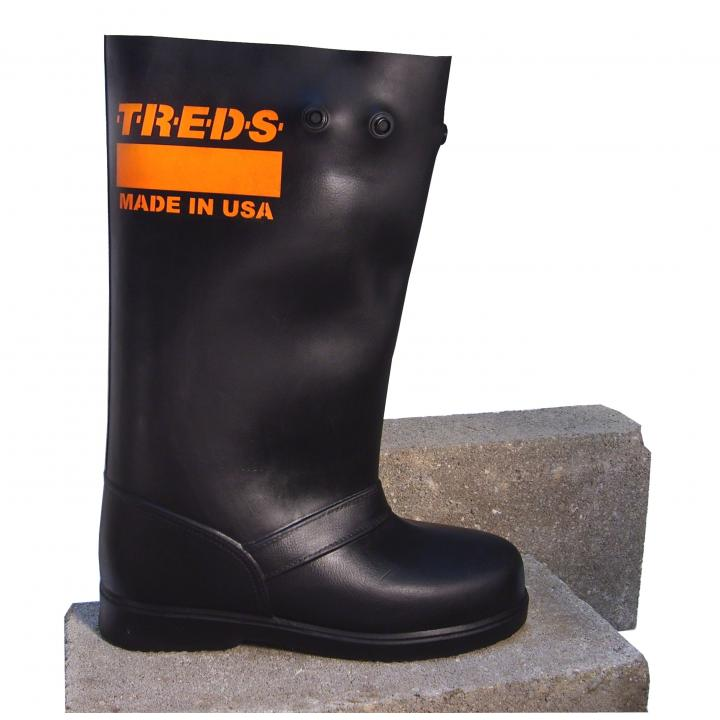 "TREDS 17"" Rubber Overboots"